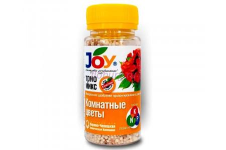 Удобрение жидкое JOY трио микс (комнатные цветы)100гр