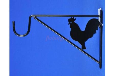 Крюк для подвесных горшков металл. (10478)