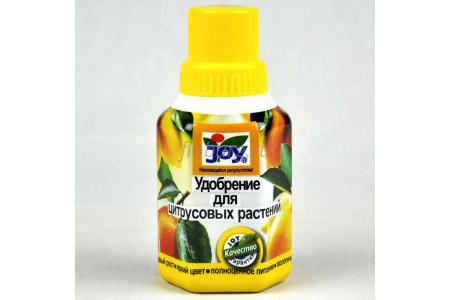 Жидкое удобрение JOY ж/у для цитрусовых 250мл