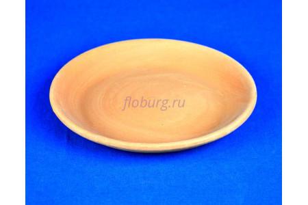 Поддон гончарный керамический «Терракот №3» (18см) П103