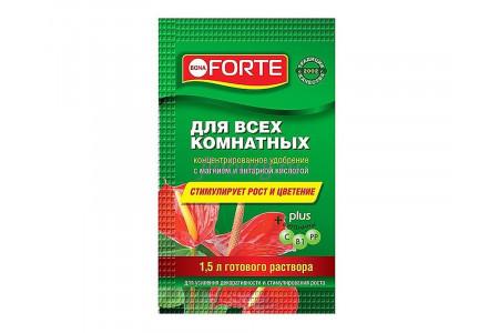 Удобрение жидкое Бона Форте Bona Forte BF-10 Красота для комнатных растений 10мл