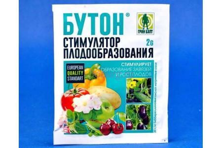 Стимулятор роста растений «Бутон»  2г