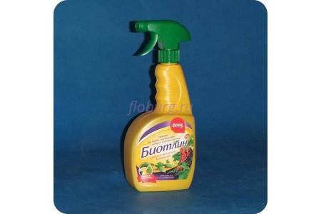Средство для защиты растений от насекомых-вредителей «Биотлин» 700 мл